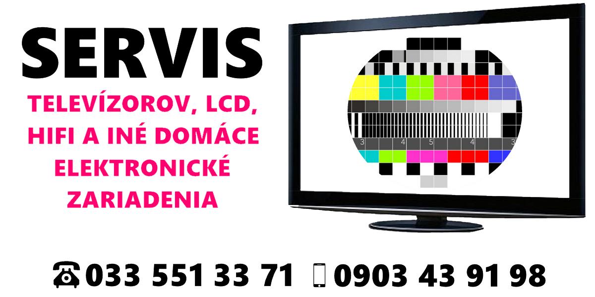 6985bb17d Vladimír Hnidka - TV servis Trnava - Servis televízorov, LC hifi a domácich  elektronických zariadení. Porovnajte firiem v lokalite Trnava: TV SERVIS  TRNAVA, ...
